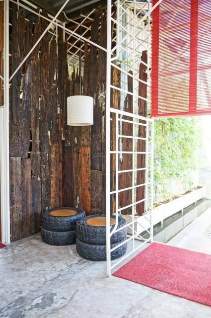 Akanoma Yu Sing Samsara Pictures Production House South Jakarta, Indonesia South Jakarta, Indonesia Entrance Tropis  4203