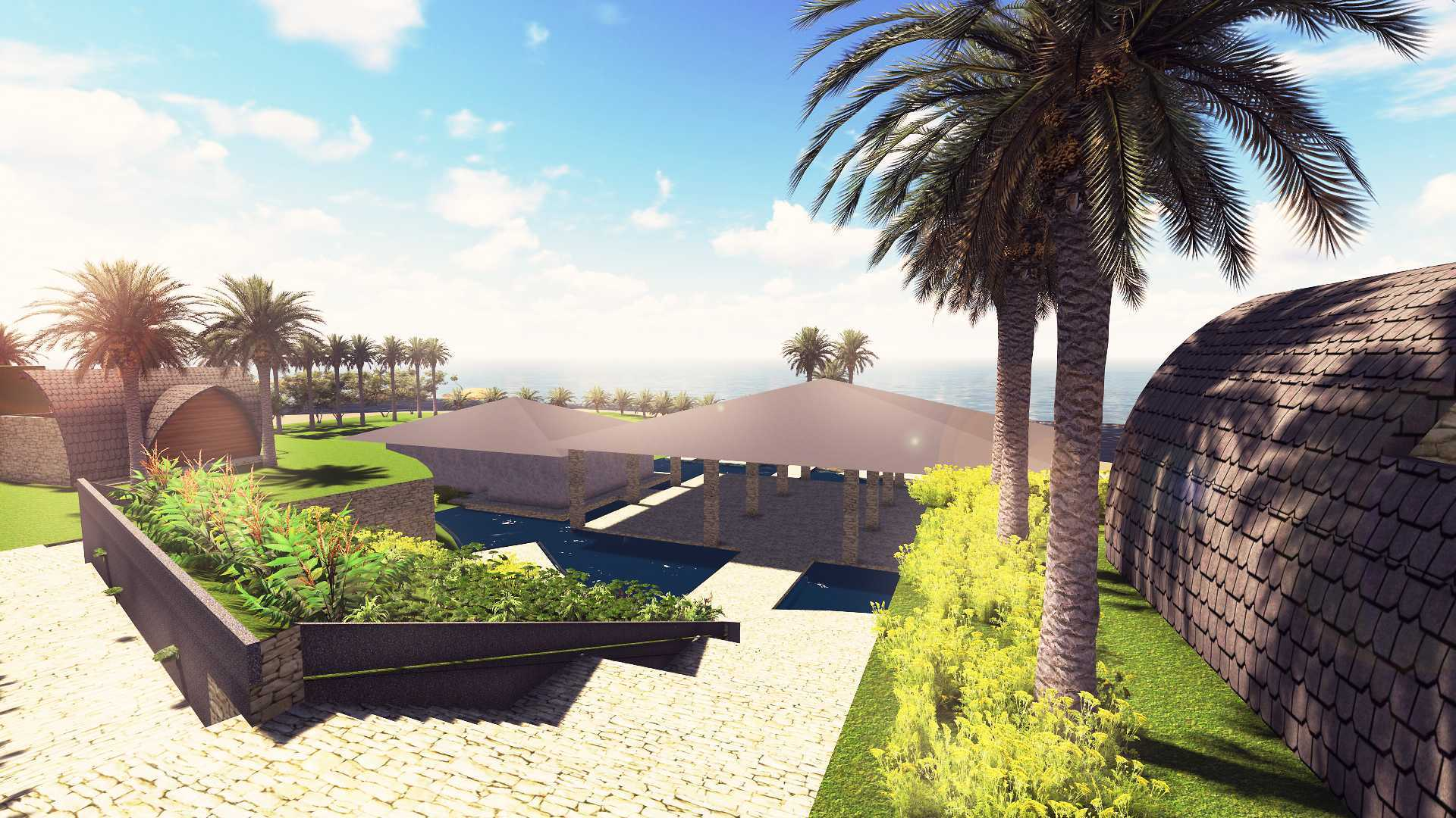 Equator.architect Resort And Diving Centre Tanjung Bulutan, Lombok Tanjung Bulutan, Lombok Staircase   15948