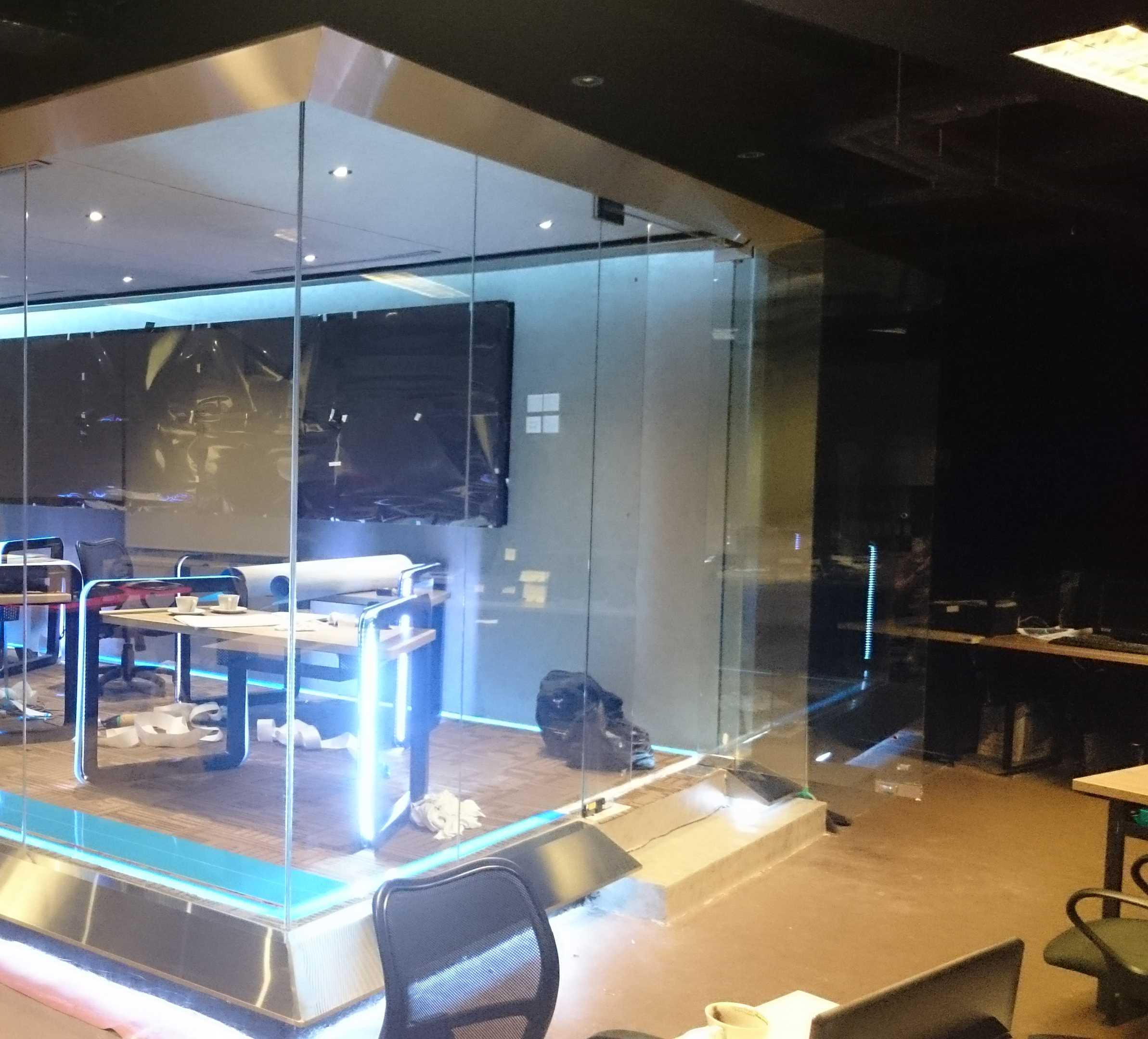 Equator.architect Net Tv Media Command Studio & Pantry Net Tv, Jakarta Net Tv, Jakarta Command Studio   16427
