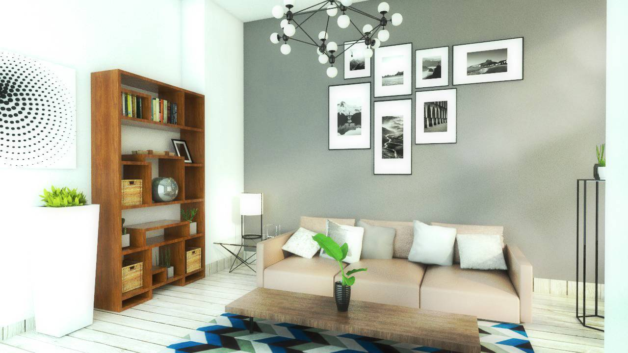 Snrg Studio Bali Modernette Fatmawati, Jakarta Selatan Fatmawati, Jakarta Selatan Living Room   4070