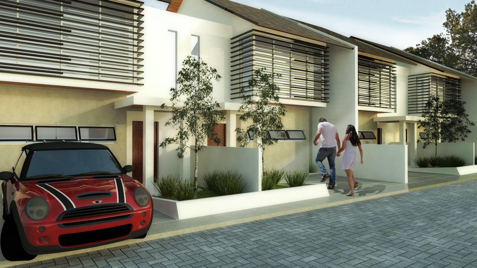 Snrg Studio Bintaro Premium Cluster Bintaro, Tangerang Selatan Bintaro, Tangerang Selatan Perspective-B Modern  4313