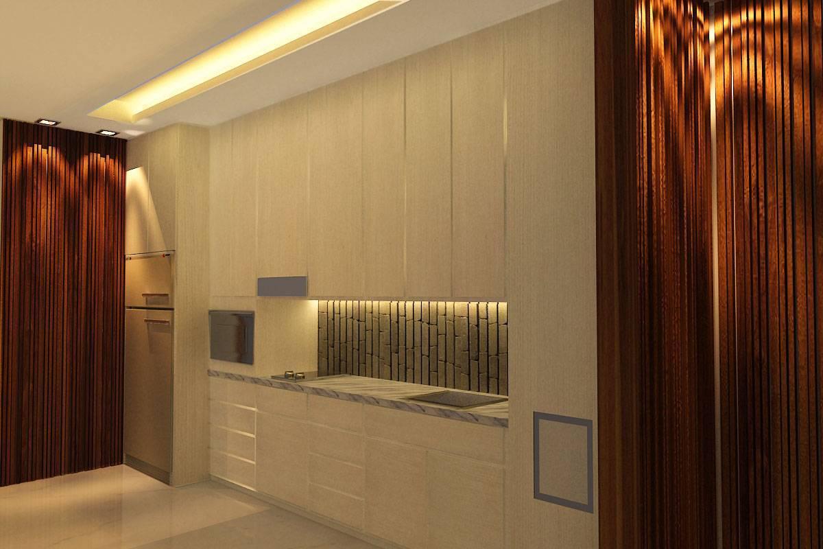 Rahman Ongki Nisa Residence Jakarta Jakarta Kitchen   4351