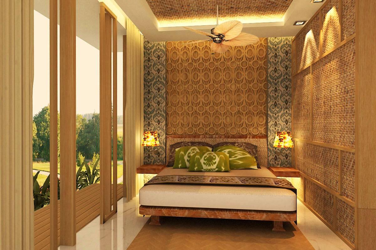 Rahman Ongki Nisa Residence Jakarta Jakarta Master-Bedroom   4354