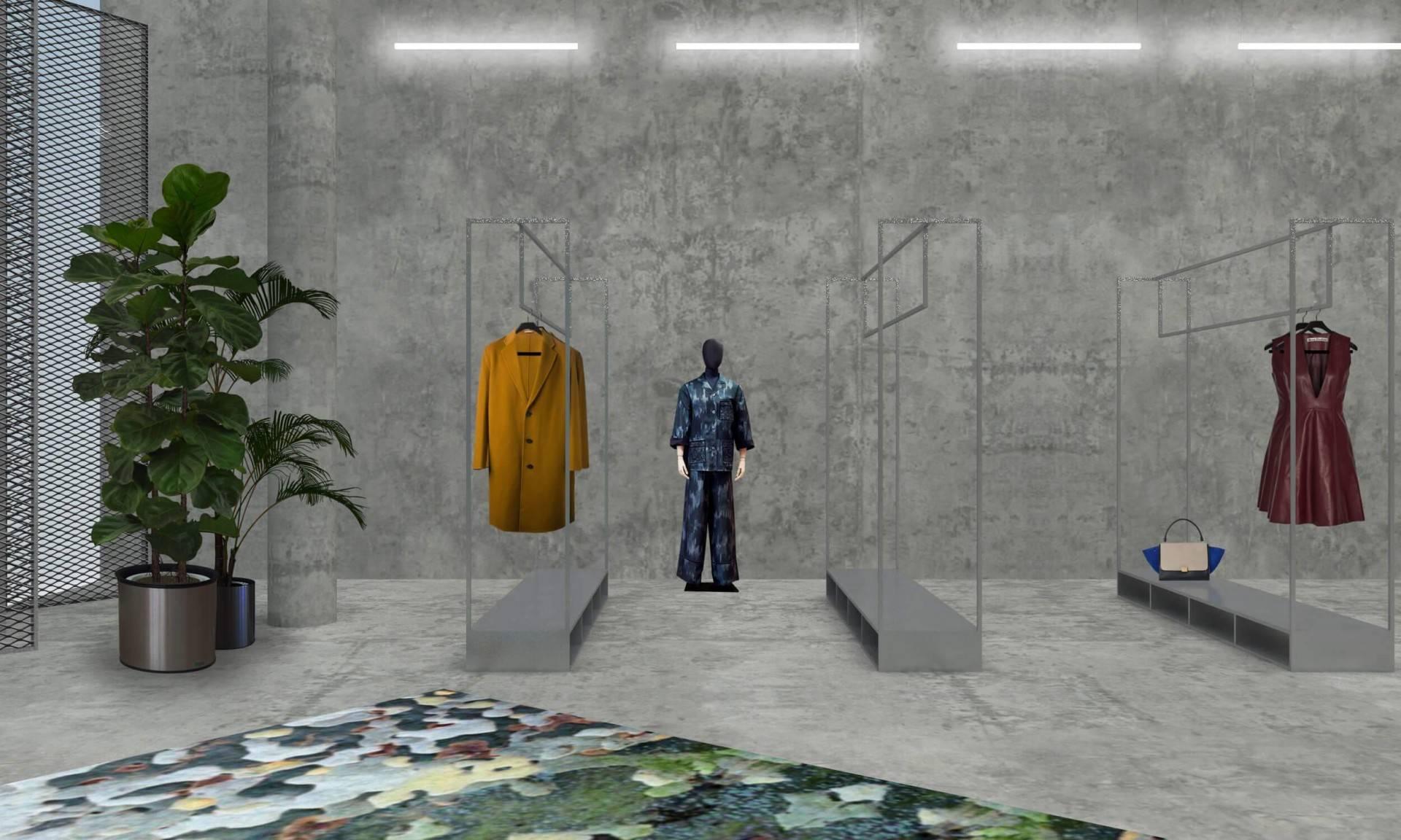 Doppia E Nn Concept Store Jakarta, Indonesia Jakarta Displays   4162