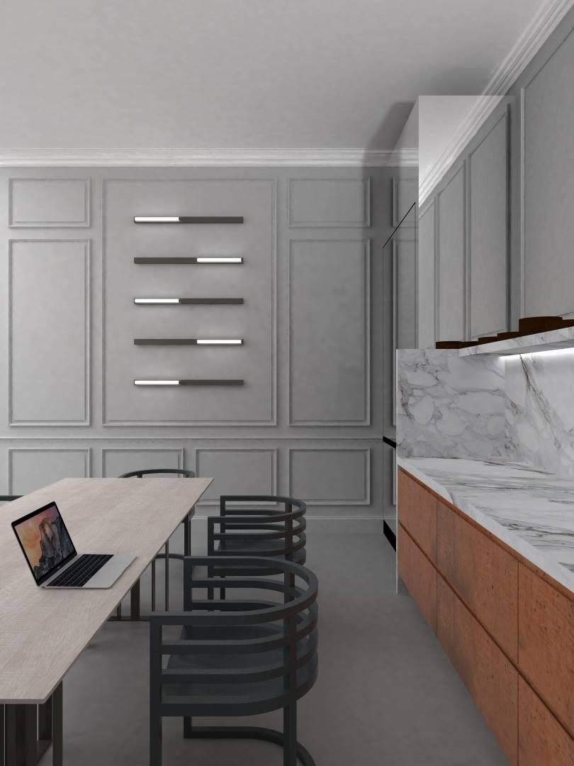 Doppia E Mm House Jakarta Jakarta Kitchen   4168