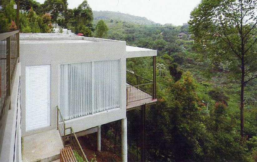 Ads Architect B3A Residence At Dago Village Bandung, West Java, Indonesia Bandung, West Java, Indonesia Eksterior-7 Modern  12562