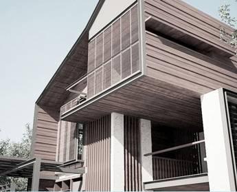 Archipelago Gambir Residence Jakarta, Indonesia Jakarta, Indonesia Back-View   4699