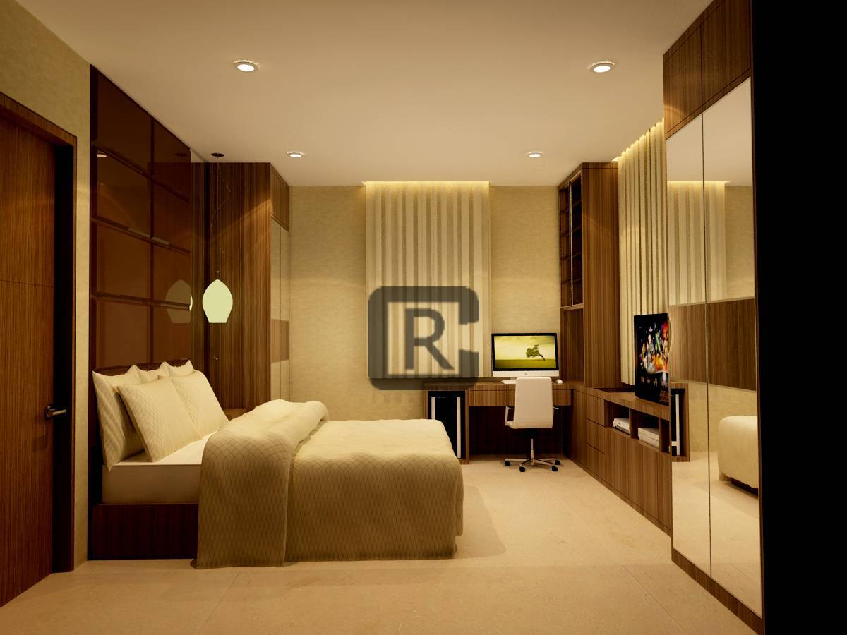 Credenza Architecture And Interior Design Residence In Pondok Indah Pondok Indah Pondok Indah Bedroom   4746