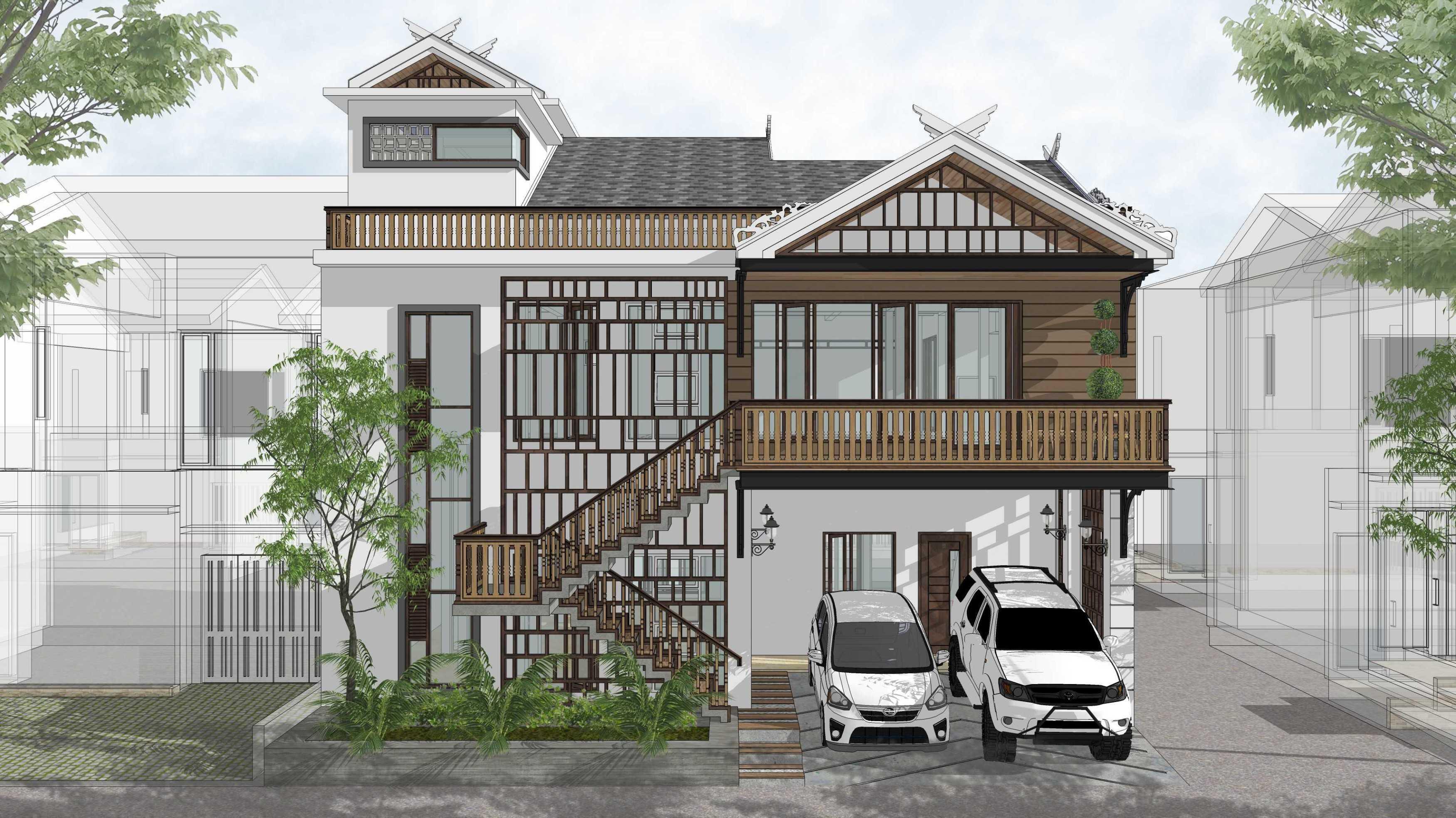 Miv Architects (Ar. Muhammad Ikhsan Hamiru, Iai & Partners) Baruga Kayu Putih Bukit Baruga Residence, Makassar, Indonesia Bukit Baruga Residence, Makassar, Indonesia B Tradisional,modern,wood  29295