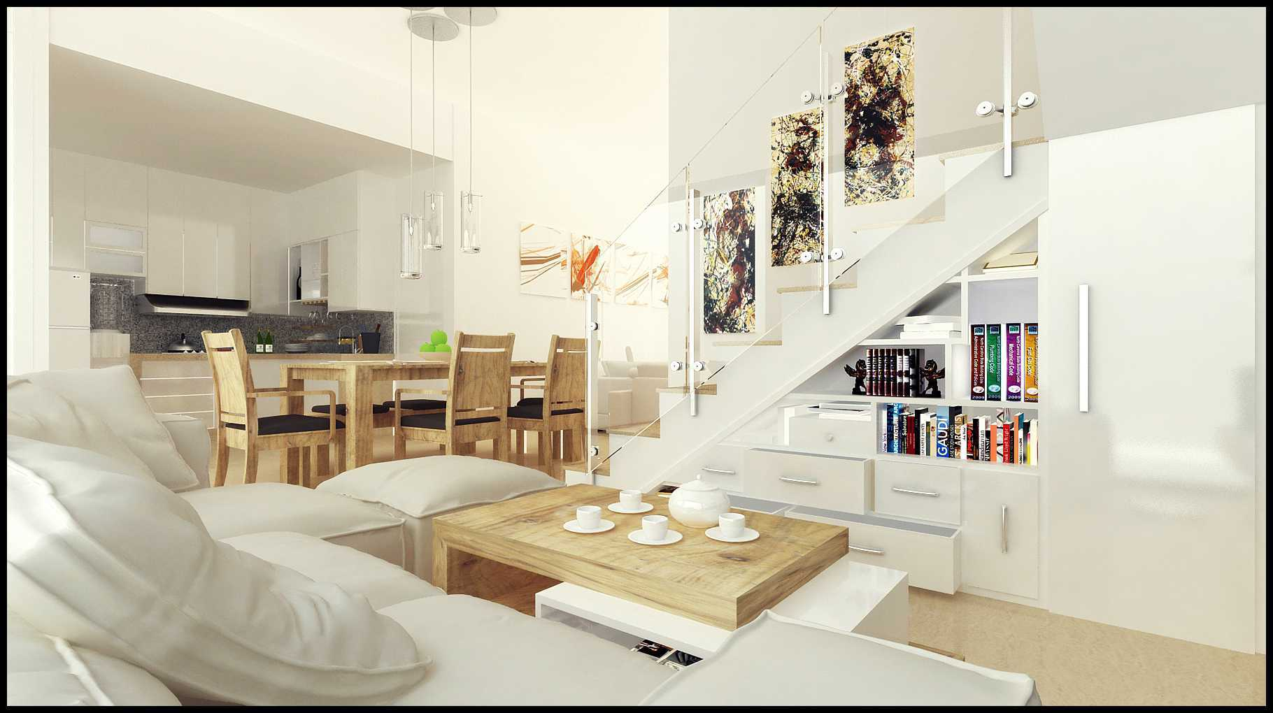 Miv Architects (Ar. Muhammad Ikhsan Hamiru, Iai & Partners) Desain Rehabilitasi Rumah Phinisi Makassar | With Pt.dap Makassar Makassar Photo-27700 Modern  27700