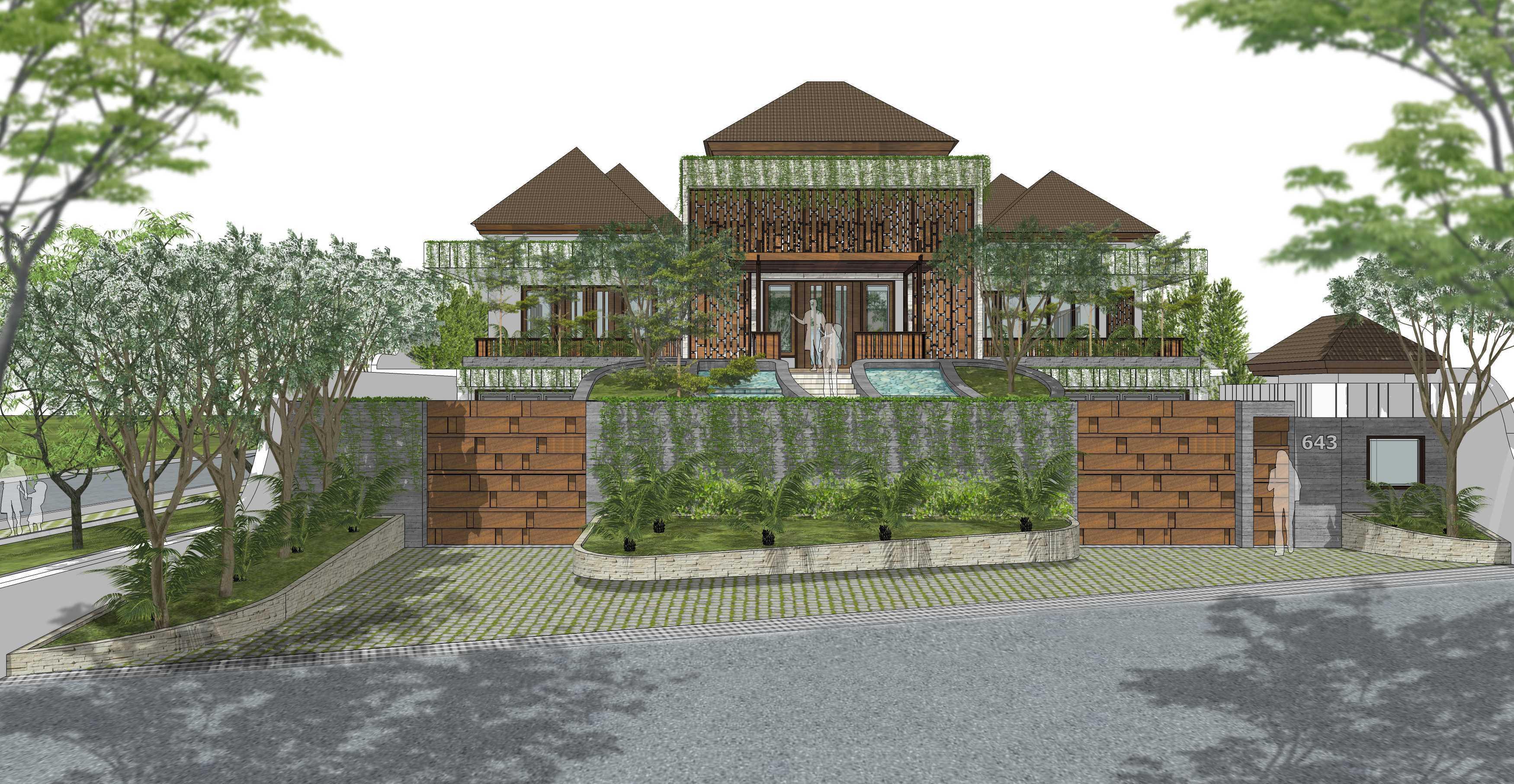 Miv Architects (Ar. Muhammad Ikhsan Hamiru, Iai & Partners) Rumah Sore  Soreang, Pare-Pare City, South Sulawesi, Indonesia Soreang, Pare-Pare City, South Sulawesi, Indonesia 1 Tropis  33943
