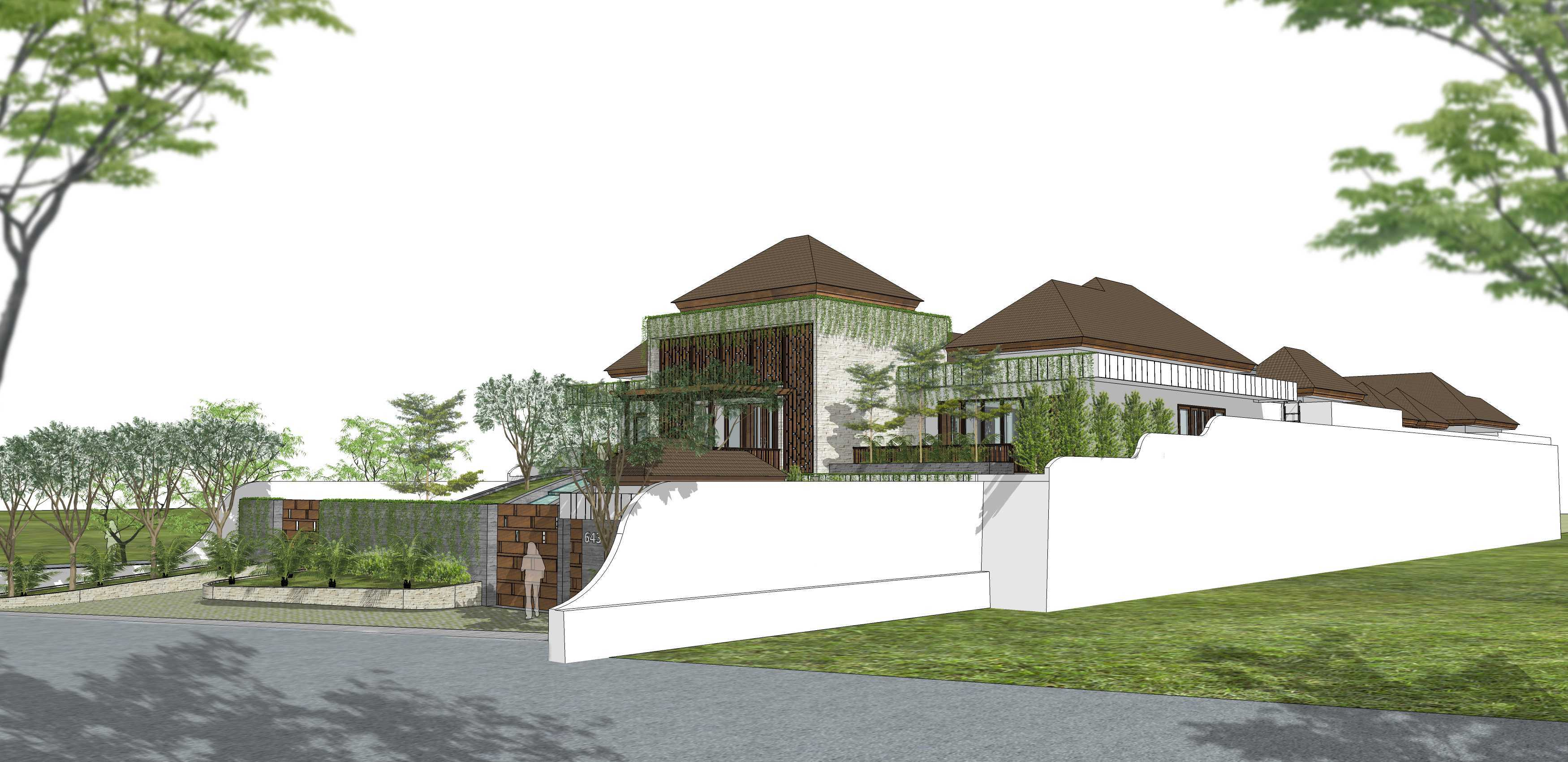 Miv Architects (Ar. Muhammad Ikhsan Hamiru, Iai & Partners) Rumah Sore  Soreang, Pare-Pare City, South Sulawesi, Indonesia Soreang, Pare-Pare City, South Sulawesi, Indonesia 1 Tropis  33944