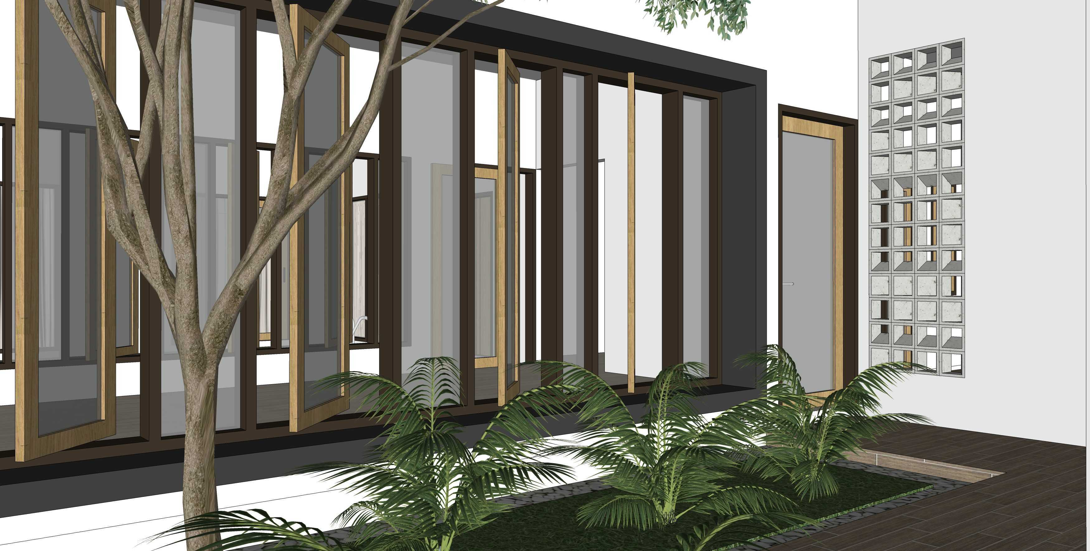 Miv Architects (Muhammad Ikhsan Hamiru, St., Iai & Partners) Oemah Ema Kabupaten Bantaeng, Sulawesi Selatan, Indonesia Kabupaten Bantaeng, Sulawesi Selatan, Indonesia Oemah Ema Minimalis  42356