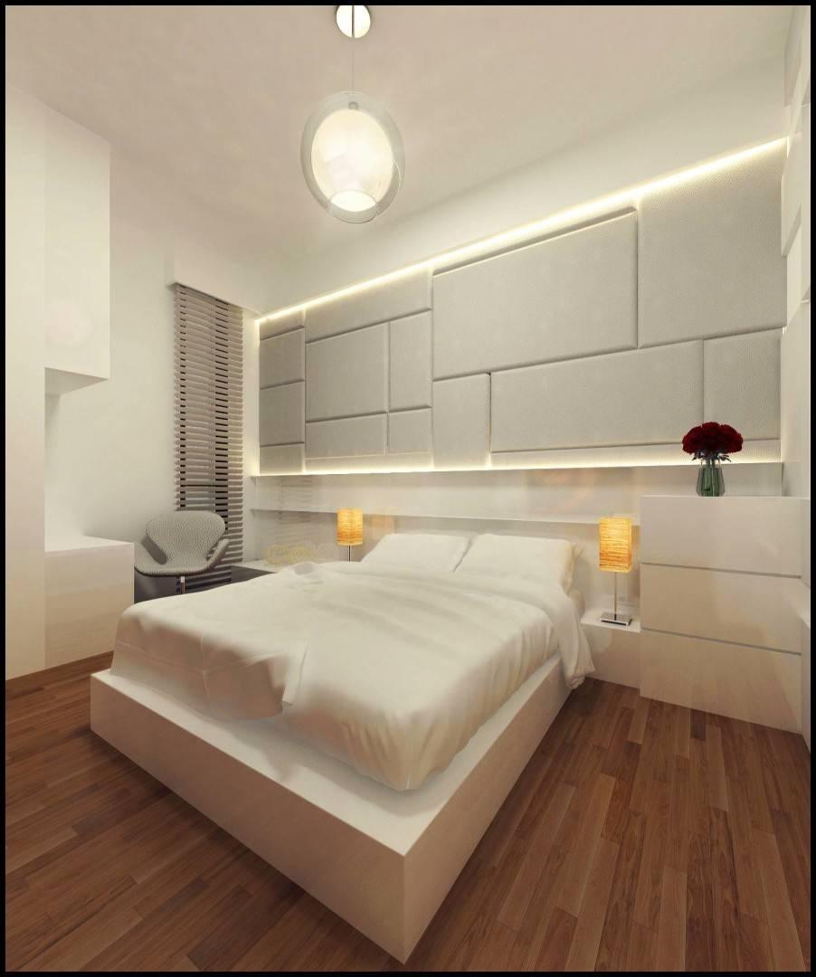 "Miv Architects (Muhammad Ikhsan Hamiru, St., Iai & Partners) Interior Design ""wood & White"" Makassar, Sulawesi Selatan, Indonesia Makassar, Sulawesi Selatan, Indonesia Bedroom Tropis  4970"