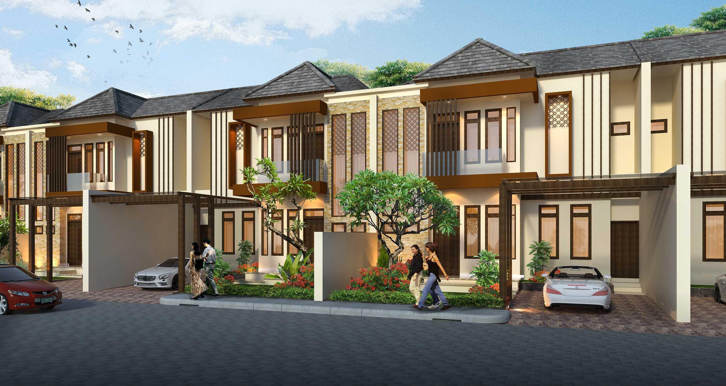 Rdesign Balikpapan Regency Metro Residence, Balikpapan Metro Residence, Balikpapan Front View   17973