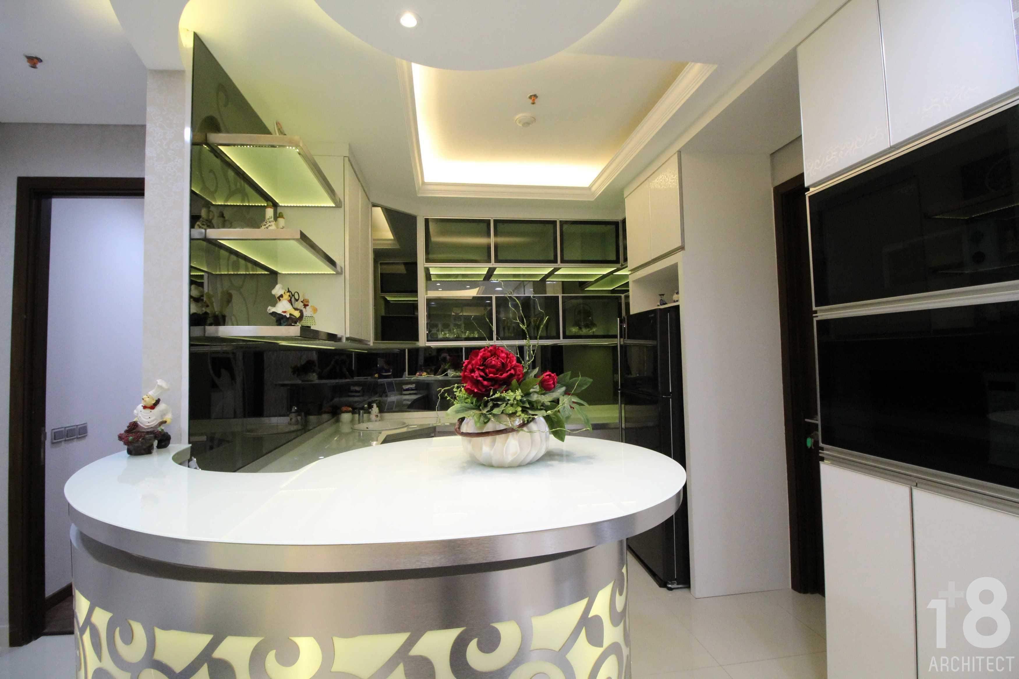 1+8 Architect St. Moritz, Presidential Tower Suite Room Jakarta, Indonesia Jakarta, Indonesia Pantry Modern  23004
