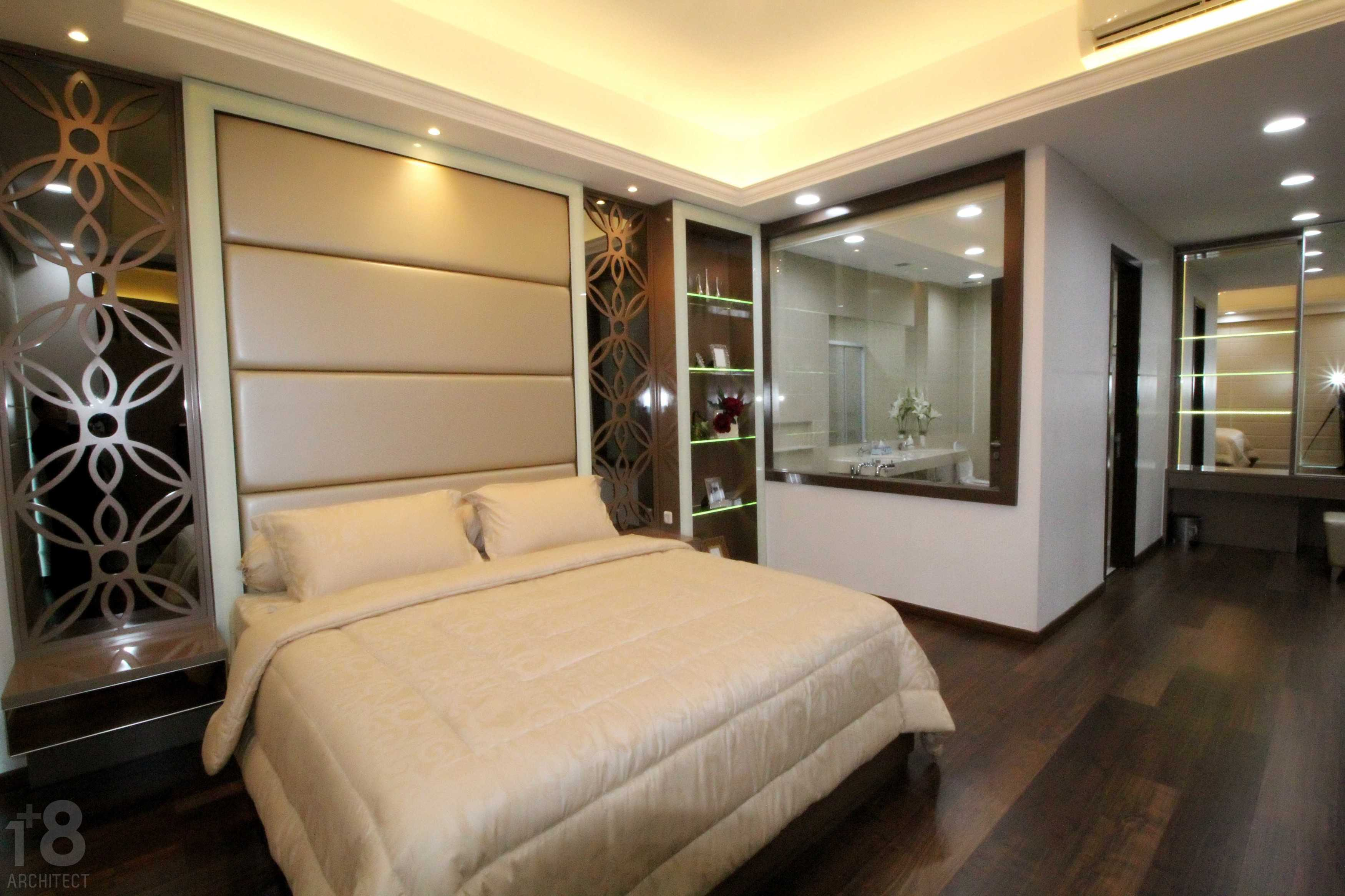 1+8 Architect St. Moritz, Presidential Tower Suite Room Jakarta, Indonesia Jakarta, Indonesia Bedroom Modern  23005