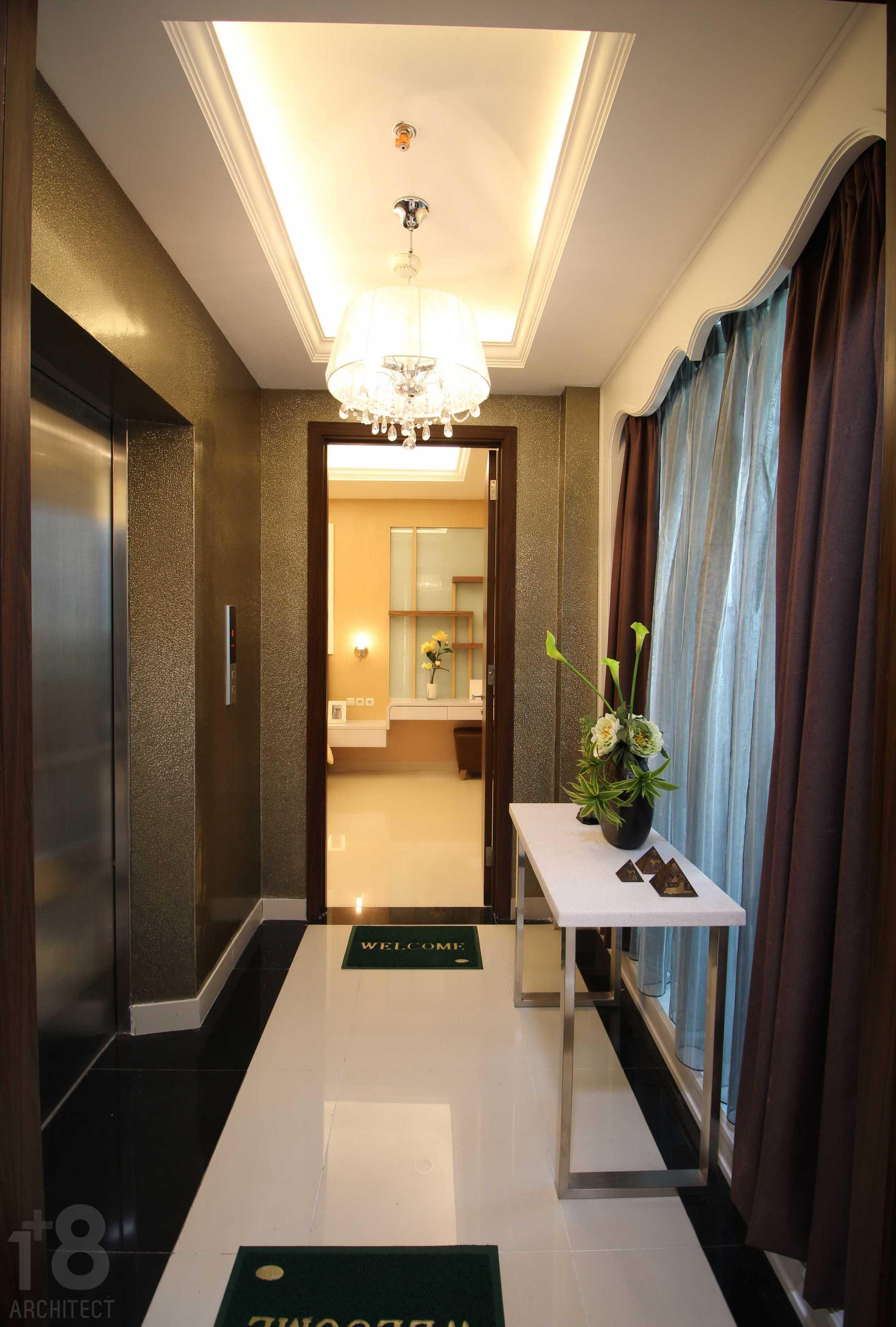 1+8 Architect St. Moritz, Presidential Tower Suite Room Jakarta, Indonesia Jakarta, Indonesia Corridor Modern  23006