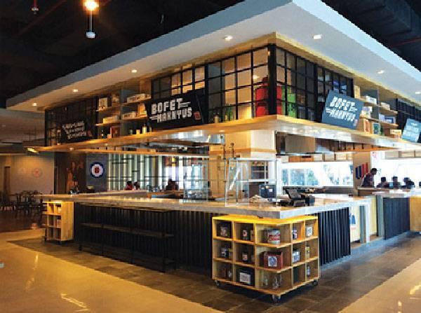Farissa Achmadi Foodcourt At Cawang  Jakarta, Indonesia Jakarta, Indonesia Front-View Modern  5307
