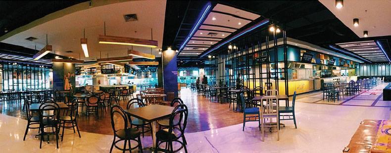 Farissa Achmadi Foodcourt At Cawang  Jakarta, Indonesia Jakarta, Indonesia Dining-Table-1 Modern  5309