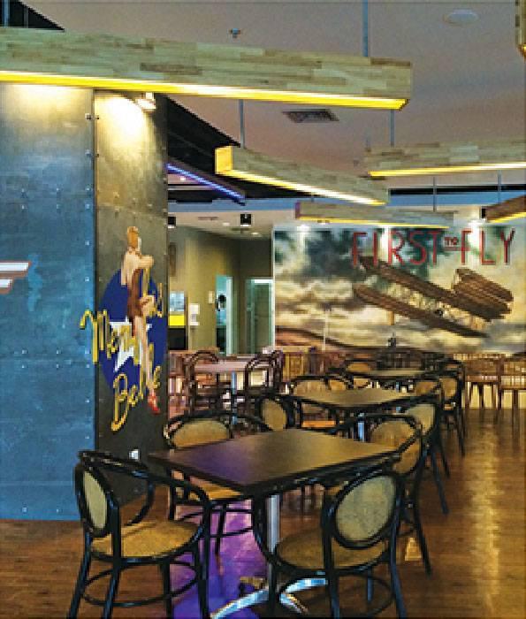 Farissa Achmadi Foodcourt At Cawang  Jakarta, Indonesia Jakarta, Indonesia Dining-Table-2 Modern  5310