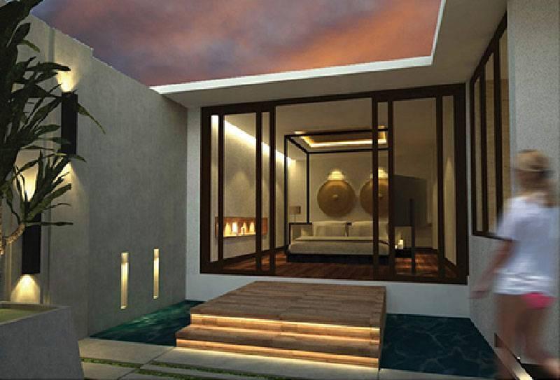 Farissa Achmadi Hotel Suites At Tanjung Benoa Bali, Indonesia Bali, Indonesia Room-3 Kontemporer  5314