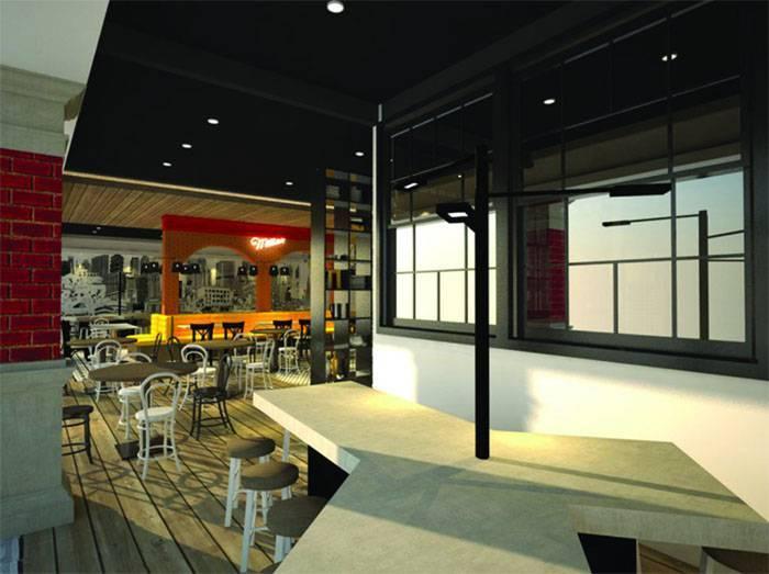 Farissa Achmadi Restaurant Concept Jakarta, Indonesia Jakarta, Indonesia Corner-View-2 Industrial  5341