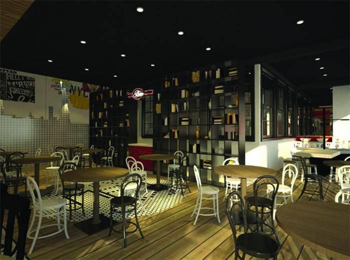 Farissa Achmadi Restaurant Concept Jakarta, Indonesia Jakarta, Indonesia Dining-Table-2 Industrial  5343