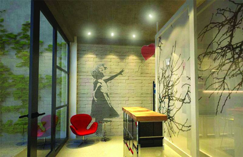 Farissa Achmadi Theme Office At Mampang Jakarta, Indonesia Jakarta, Indonesia Receptionist-Desk   5351