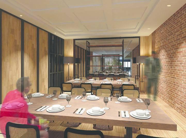 Farissa Achmadi Restaurant At Senen Jakarta, Indonesia Jakarta, Indonesia Dining-Table-3 Modern  5368