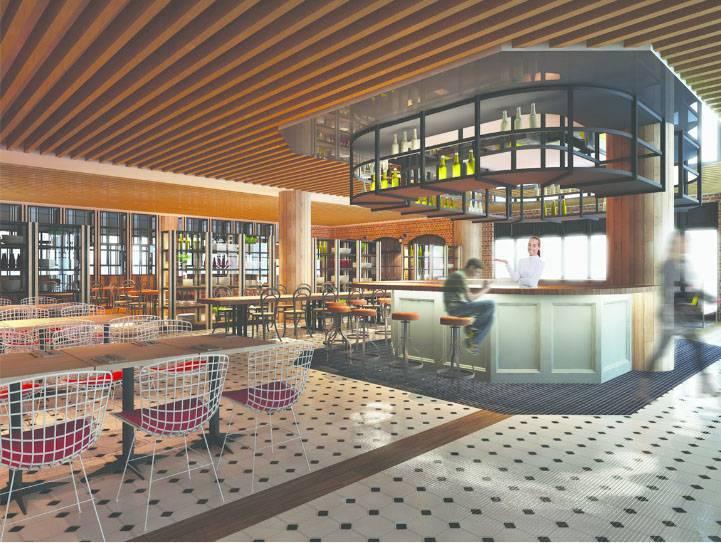 Farissa Achmadi Restaurant At Senen Jakarta, Indonesia Jakarta, Indonesia Bar Modern  5369