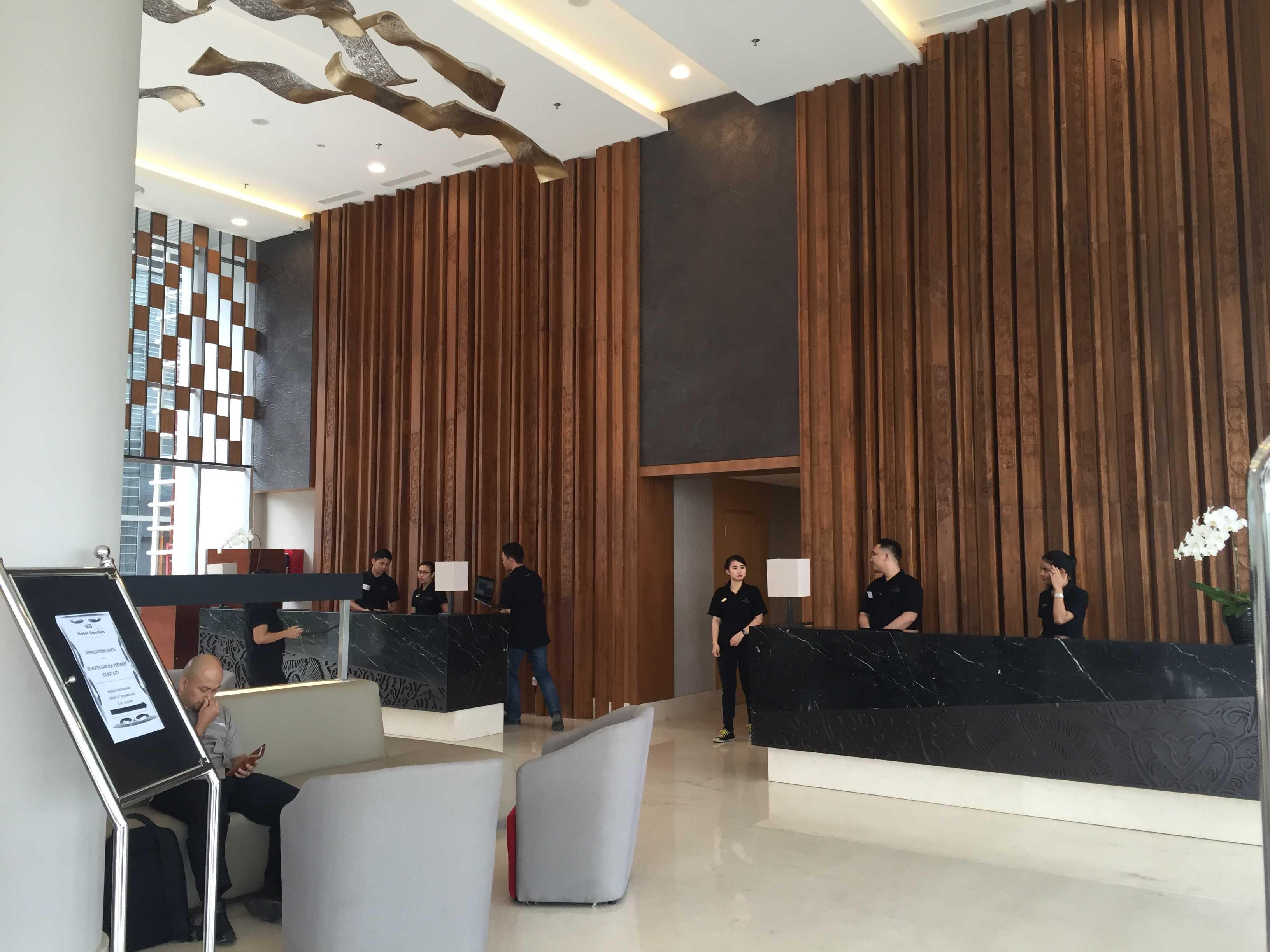Farissa Achmadi 3 Star Hotel At Bsd Tangerang, Indonesia Tangerang, Indonesia Reception - Lobby Kontemporer  8646
