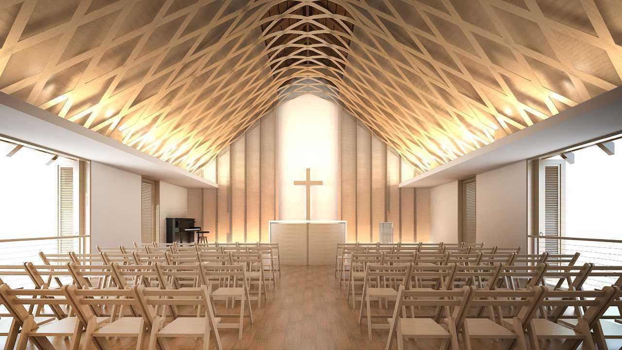 Atelier Ara Gki Church Bandung City, West Java, Indonesia Bandung City, West Java, Indonesia Int-1 Skandinavia  36874