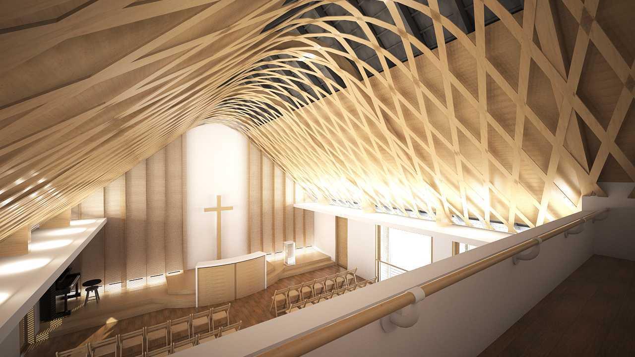Atelier Ara Gki Church Bandung City, West Java, Indonesia Bandung City, West Java, Indonesia Int-4 Skandinavia  37828