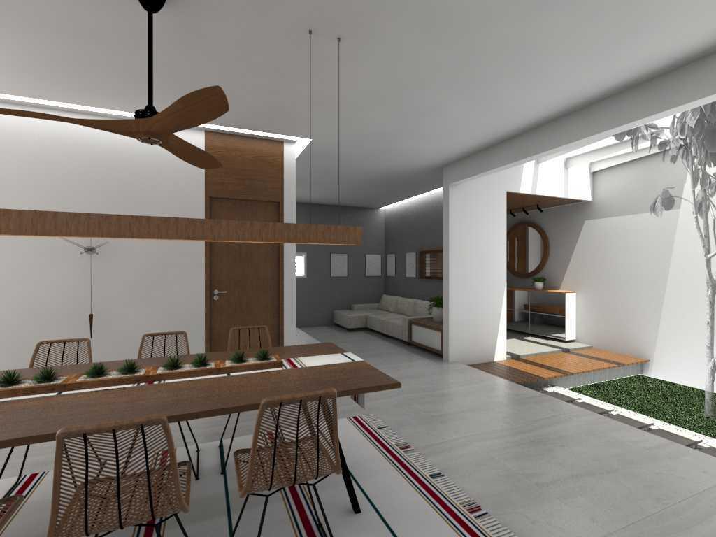 Atelier Ara Gading House Jakarta, Daerah Khusus Ibukota Jakarta, Indonesia Klp. Gading, Kota Jkt Utara, Daerah Khusus Ibukota Jakarta, Indonesia Interior View   48970