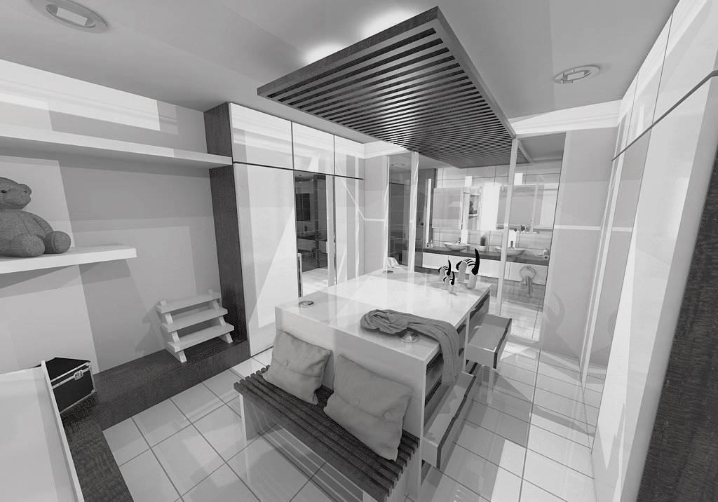 Atelier Ara Mendut House Interior Jakarta, Indonesia Jakarta Wic-2 Minimalis  5211