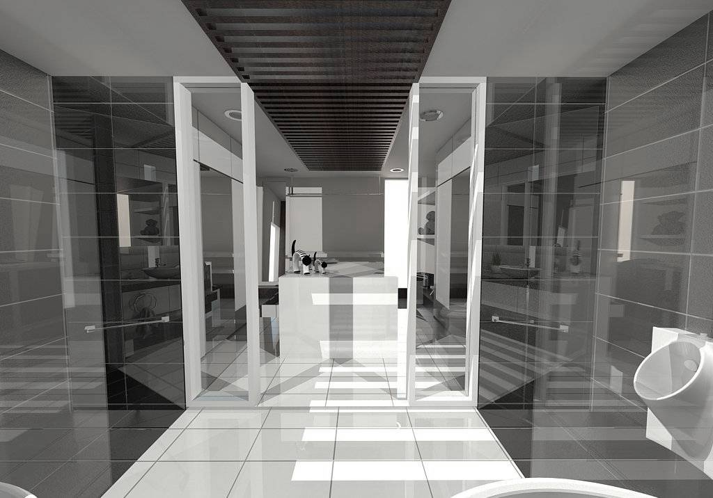 Atelier Ara Mendut House Interior Jakarta, Indonesia Jakarta Km2 Minimalis  5214