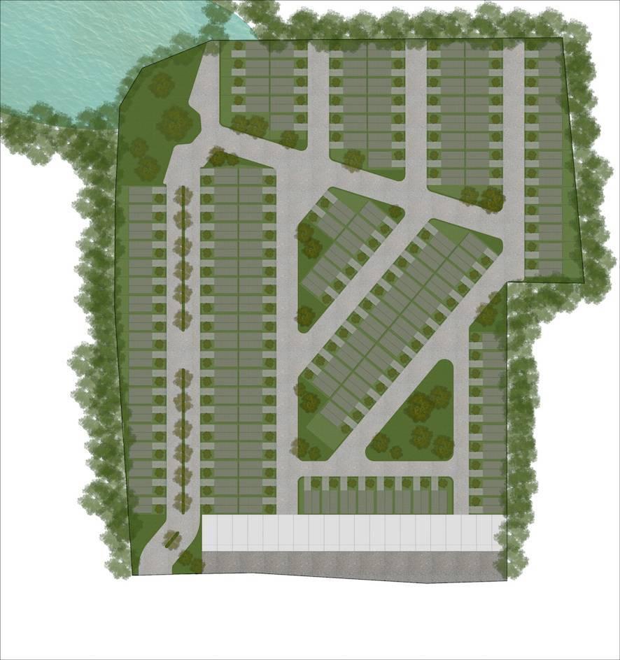 Monokroma Architect Cisauk Landed House Jakarta Jakarta Masterplan Alternative Minimalis  836