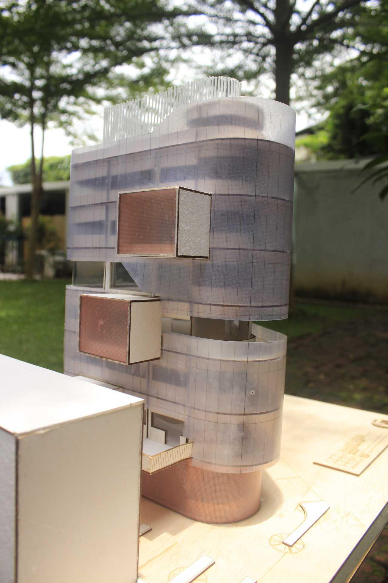 Monokroma Architect Eku Headquarter Jakarta Jakarta 19-Model Modern  14804