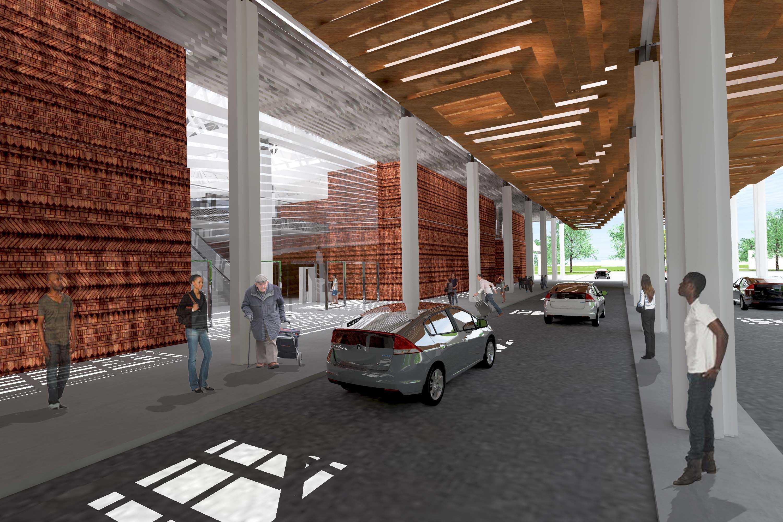 Monokroma Architect Mali Alor Airport  Alor, Ntt Alor, Ntt Arrival-Terminal Kontemporer  14831