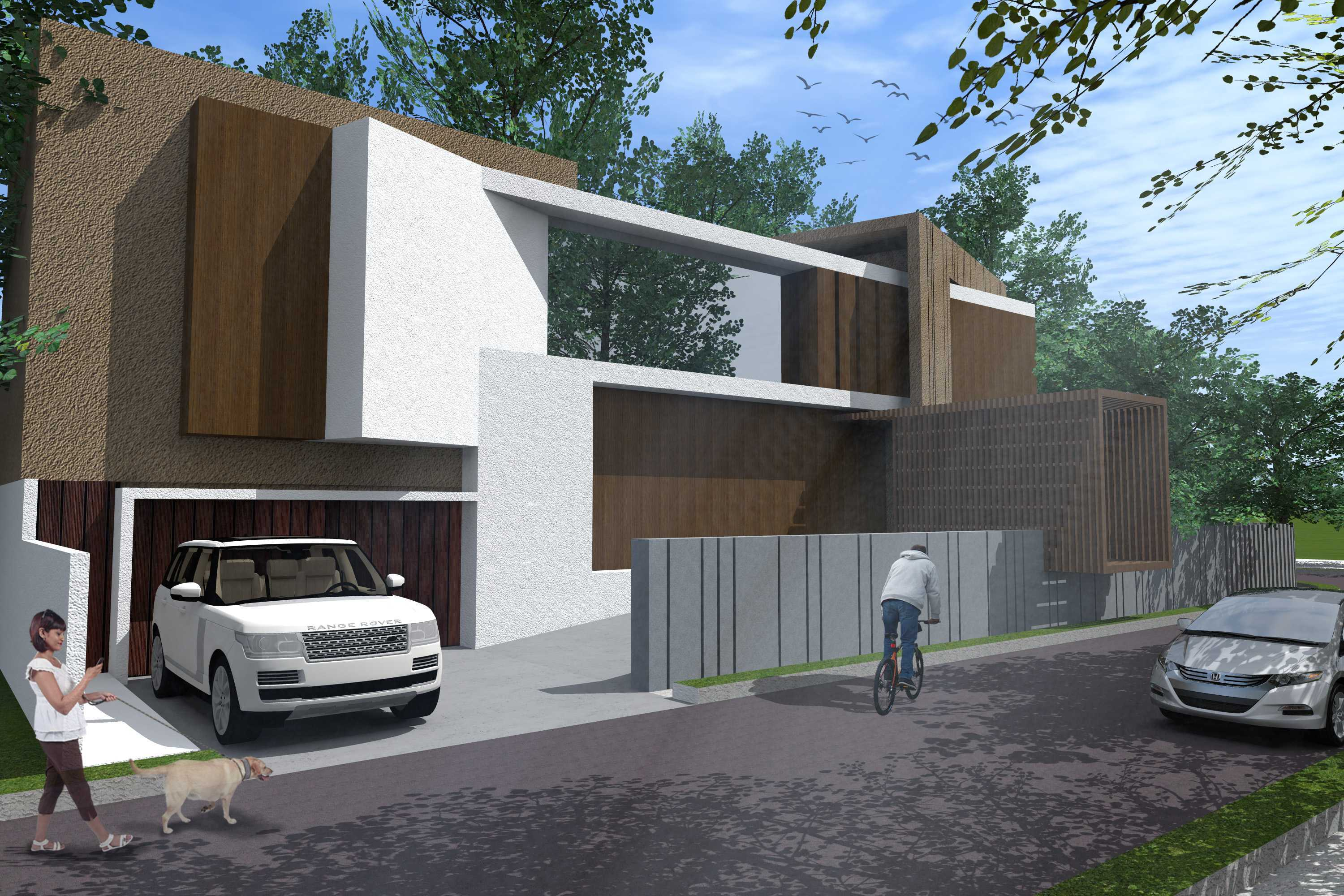 Monokroma Architect Puri Indah House Jakarta Jakarta 20-Final-Perspective   15146