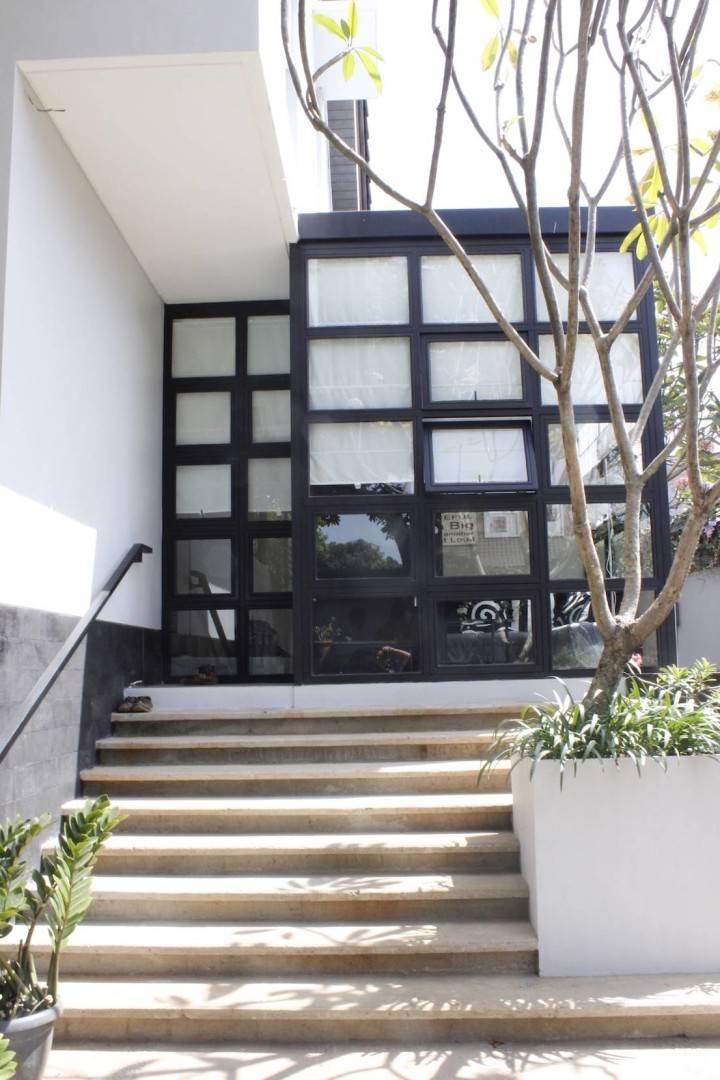Monokroma Architect Cijantung House Jakarta Jakarta Exterior   430