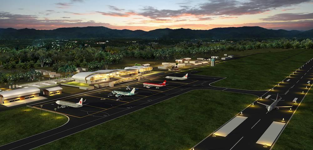 Monokroma Architect Labuan Bajo Airport Labuan Bajo Labuan Bajo Aerodrome Modern  495