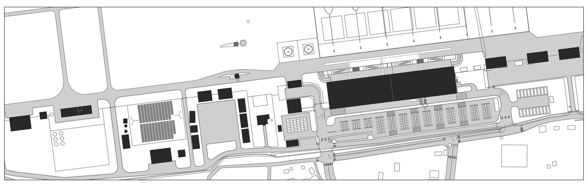 Monokroma Architect Labuan Bajo Airport Labuan Bajo Labuan Bajo Site Plan Modern  503