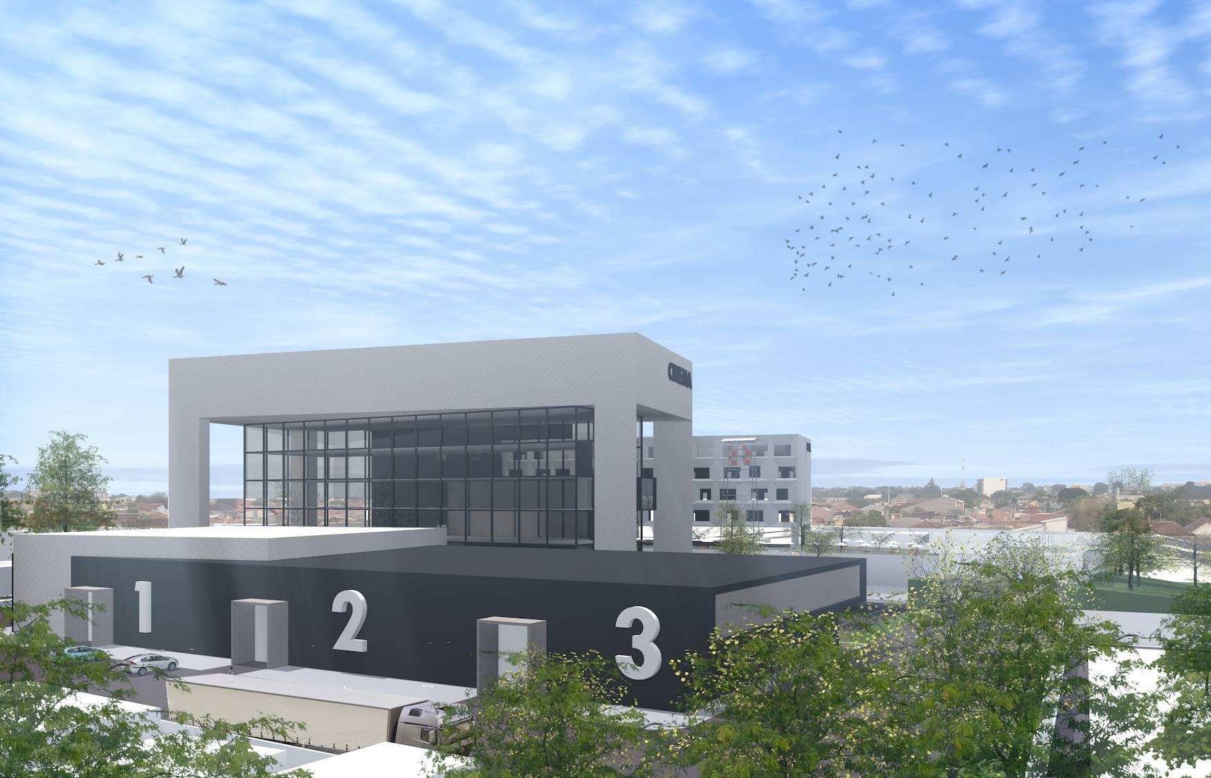 Monokroma Architect Pfn Movie Complex Jakarta Jakarta Studio Modern  527
