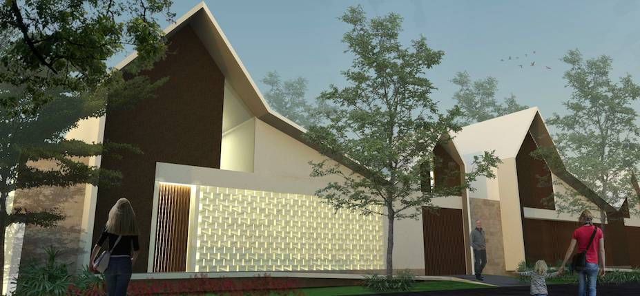 Monokroma Architect Banjarbaru Residence Indonesia Indonesia Manajer Kontemporer  555