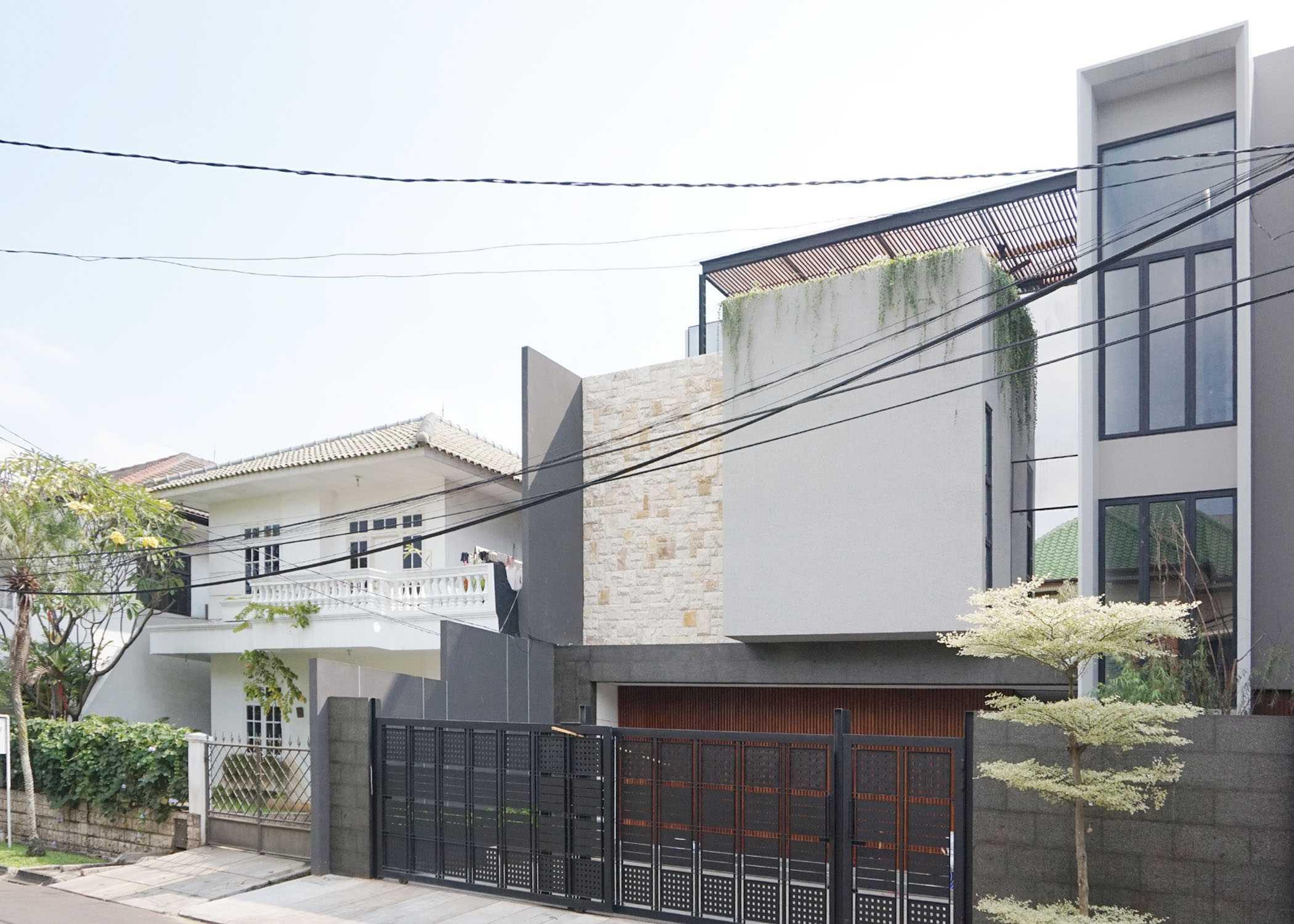 Monokroma Architect Dicky House   2-Fasade Modern  33527