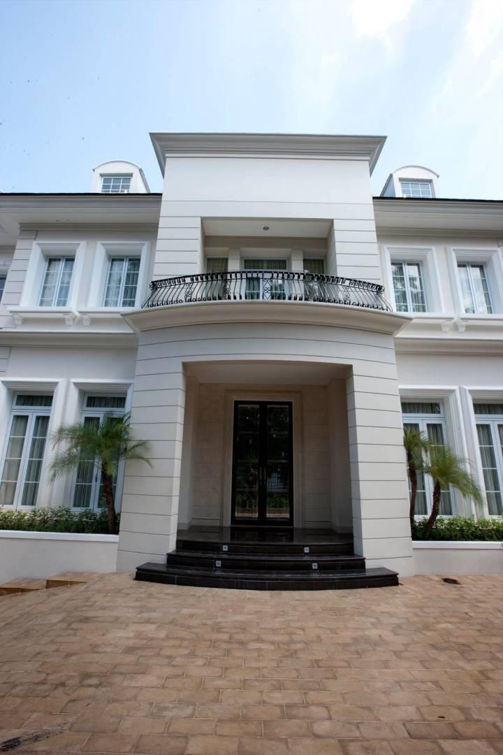 Parama Dharma Rumah Patiunus Indonesia Indonesia Facade Klasik  148