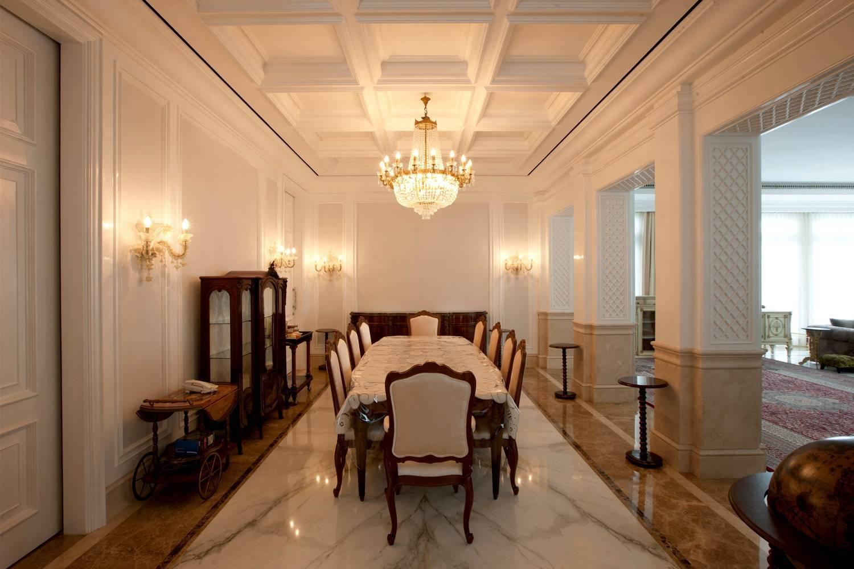Parama Dharma Rumah Patiunus Indonesia Indonesia Dining Room Klasik  157
