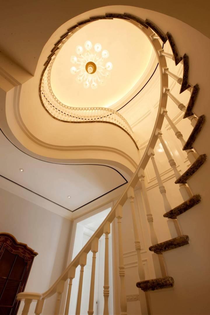 Parama Dharma Rumah Patiunus Indonesia Indonesia Stairs Detail Klasik  159